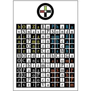 Enochian Watchtwoer Tablet of Earth
