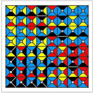 Enochian Chess Water Board